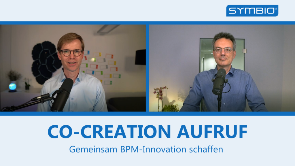BPM Innovation mit Symbio